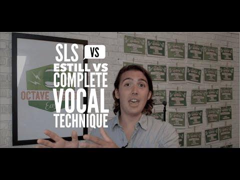 Singing Technique: Speech Level Singing vs Estill vs Complete Vocal Technique