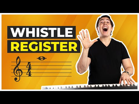 10 Easy Techniques to Sing Whistle Register Today!