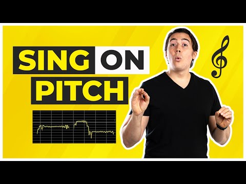 Sing on Pitch: 3 Exercises to Make It Happen Every Time