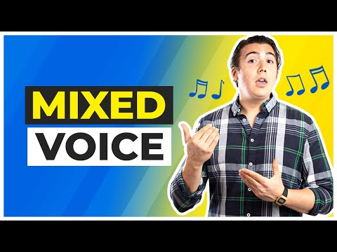 Mixed Voice: 5 Easy Exercises to Find and Grow It!