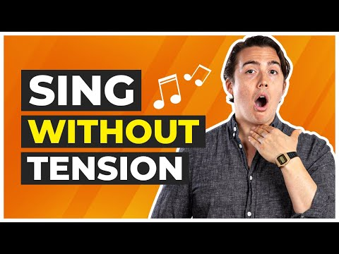 Sing Without Straining: 10 Exercises to Eliminate Tension and Free Your Voice