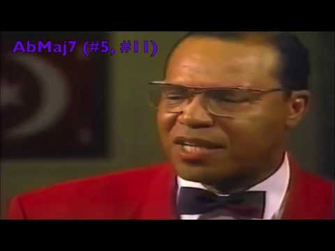 Louis Farrakhan Blasts Mike Wallace - Harmonizator