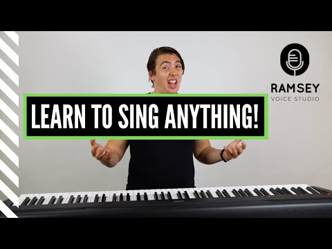 Learn to Sing Better Today!