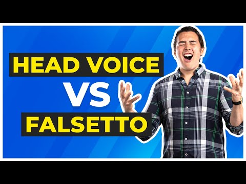 Head Voice vs Falsetto: What's the Difference?