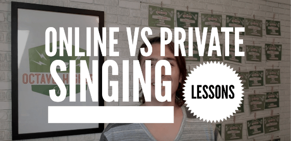Online Singing Lessons vs Private Voice Lessons: Which is Best?