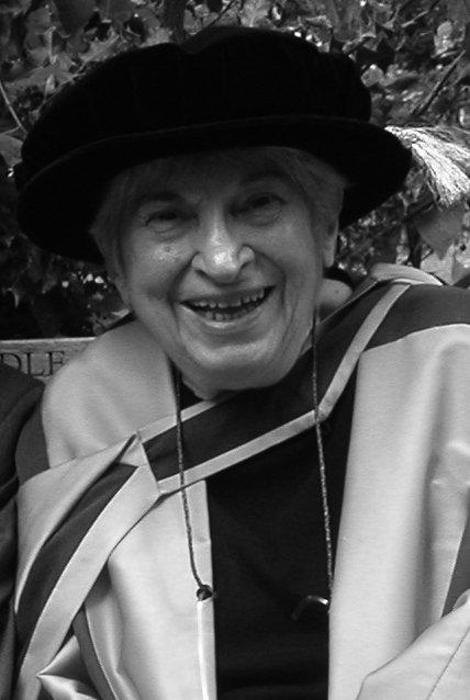 Josephine Estill, founder of Estill Voice Training