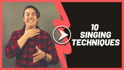 10 signing techniques to improve your voice