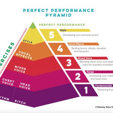 Perfect Performance Pyramid